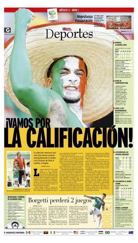 体育类报纸_国外体育类报纸版面设计3_画册设计_图片作