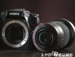 06年最受瞩目数码单反相机!索尼α100详细评测