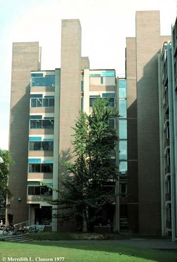 美国现代建筑大师路易·康(LouisIsadoreKahn)