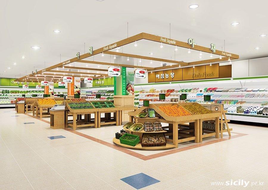 韩国sicily室内设计效果图欣赏(二)