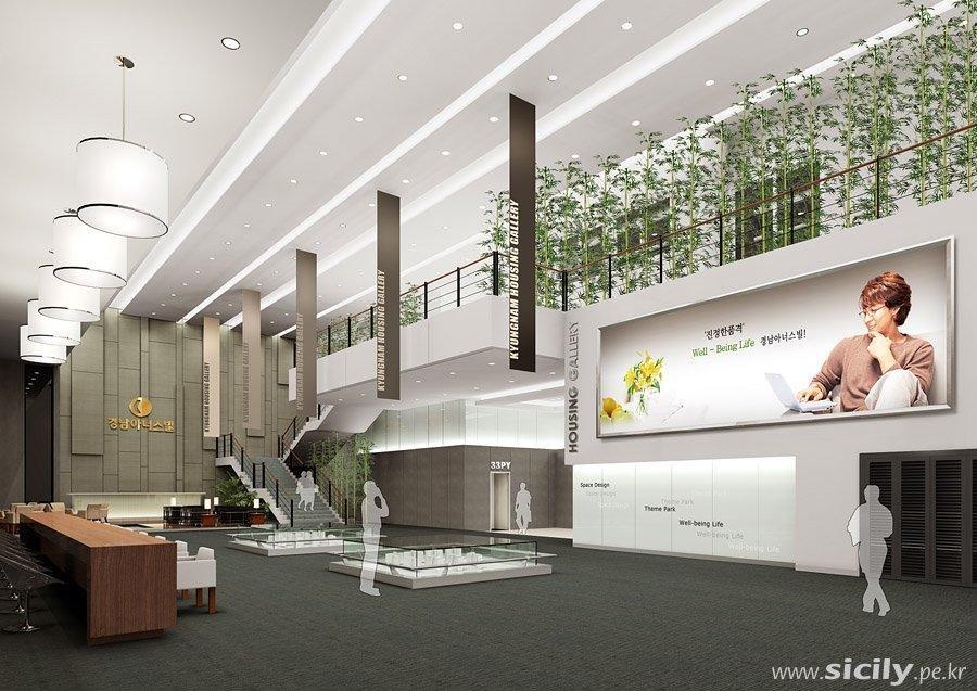 韩国sicily室内设计效果图欣赏(四) - 设计之家