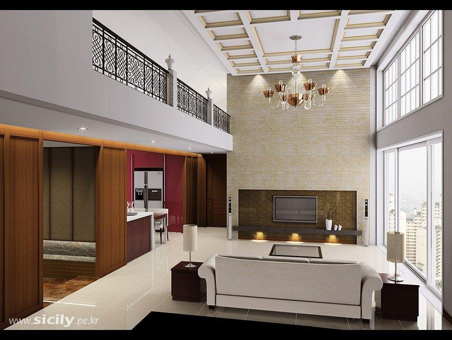 韩国sicily室内设计效果图欣赏(四)(5) - 设计之家