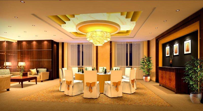 优秀的室内设计效果图欣赏