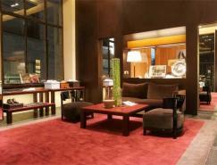 意大利時裝品牌Zegna專賣店室內設計