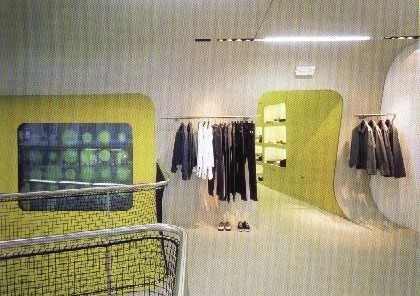 世界名店室内设计