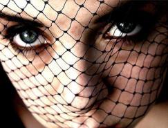 眼睛特写摄影作品欣赏