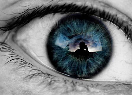 眼睛特写摄影作品欣赏(6)