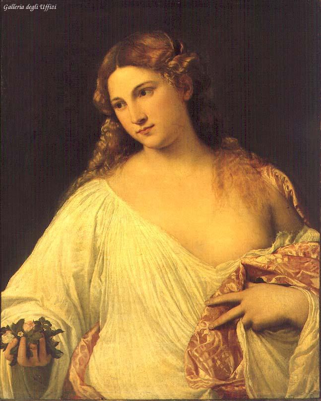 文艺复兴艺术家之维切里奥·提香(VecellioTitian)