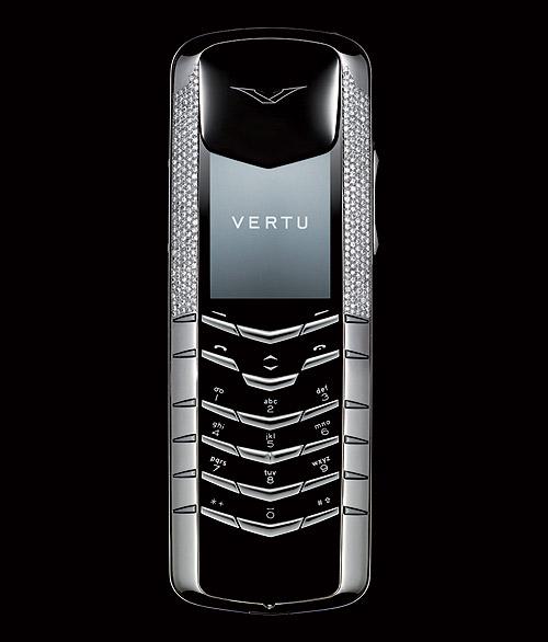 诺基亚(NOKIA)超高价手机Vertu赏