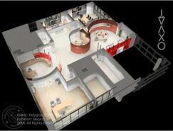 Polygrand室内空间设计