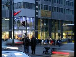 NIKE柏林專賣店室內設計