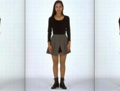 摄影基础教程之模特Pose详解