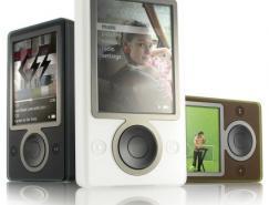 微软发布Zune播放器
