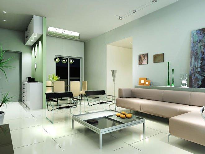 客厅装修效果图欣赏 - 设计之家