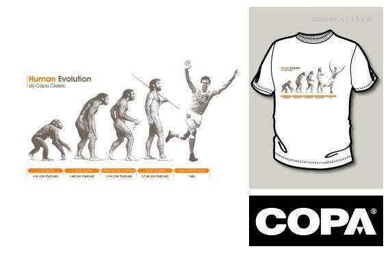 国外T恤图案设计欣赏