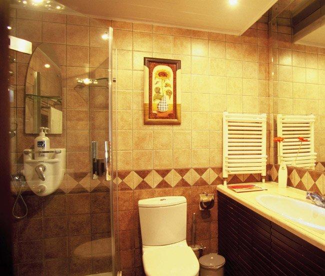 卫生间装修效果图欣赏