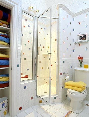 卫生间装修效果图欣赏 徐州室内设计培训 室内装潢效果图