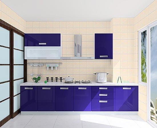 厨房装修效果图欣赏(2) - 设计之家