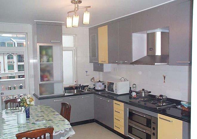 厨房装修效果图欣赏(4)