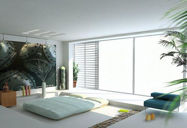 卧室装修效果图欣赏 - 设计之家