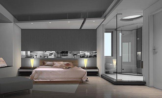 卧室装修效果图欣赏(8) - 设计之家