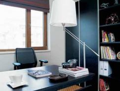 书房装修效果图欣赏