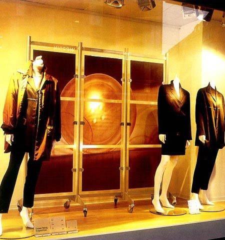 橱窗设计---服饰类(二)