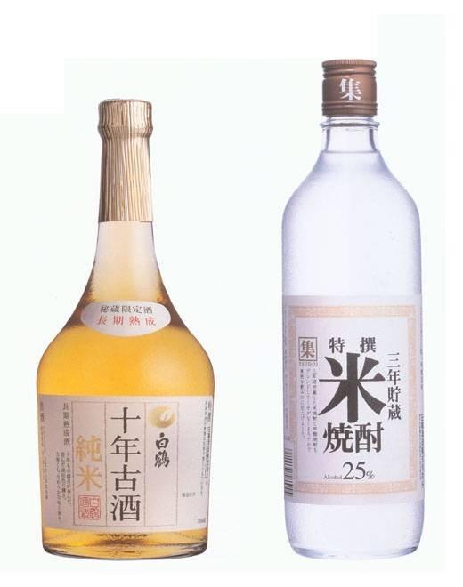 日本果酒和米酒包裝設計