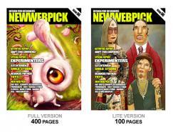 NewWebPick第6期全球发布内容全面重构