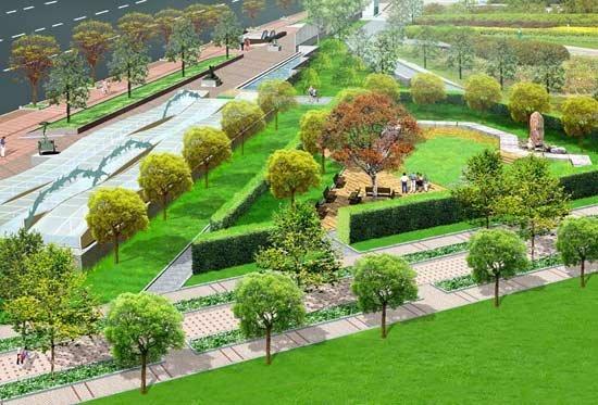 优秀的景观效果图欣赏(7) - 设计之家