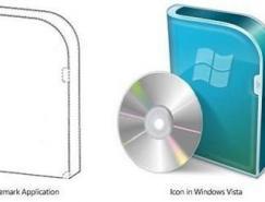 微软Vista和Office2007包装设计