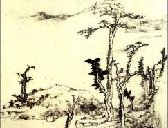 清代著名画家八大山人