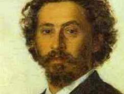 俄国伟大的现实主义画家列宾(Repin)