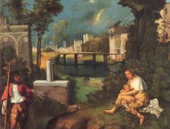 意大利文艺复兴画家乔尔乔内