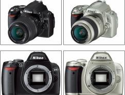 尼康发布D40数码单反相机