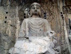 中国佛教三大石窟:龙门石窟