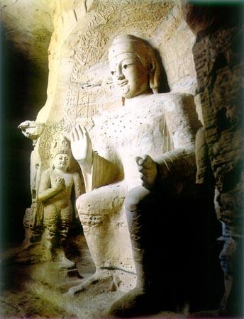 中国佛教三大石窟:云冈石窟