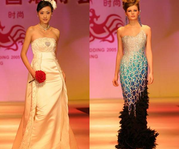 日本婚纱设计先驱:桂由美(YumiKatsura)