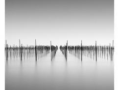 DAVID的抽象黑白摄影