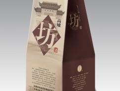 喜形悅色包裝設計:白酒包裝設計作品