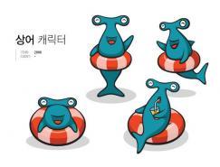 韩国Dmind卡通角色形象设计