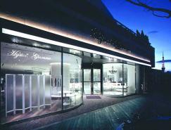 日本BRAIN專賣店室內空間設計(一)
