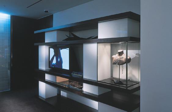 日本BRAIN专卖店室内空间设计(二)(10)房地产科目的设计费是哪个企业图片