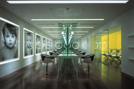 国外时尚发廊设计(2)
