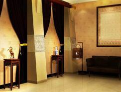 房地產售樓部室內空間設計