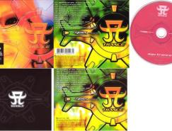 濱崎步CD封套和內頁設計欣賞