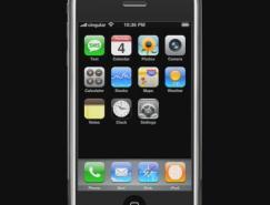 蘋果iPhone界面設計