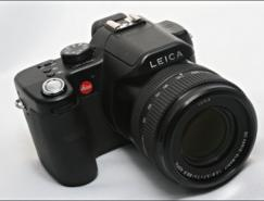 莱卡V-LUX1数码相机真机图赏