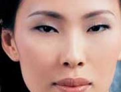 用Photoshop給MM做雙眼皮手術
