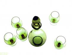 玻璃器皿的拍摄方法